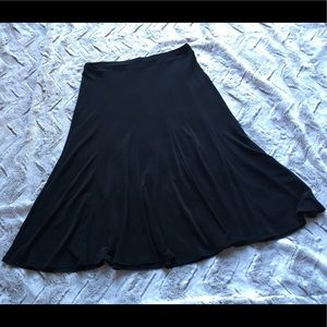 Eileen Fisher 100% Silk Skirt